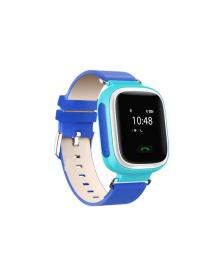 Детские телефон-часы с GPS трекером GOGPS ME K10 Синие GoGPSme K10BL