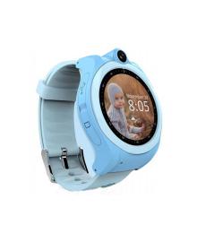 Детские телефон-часы с GPS трекером GOGPS ME K19 Синие GoGPSme K19BL, 4820200190365