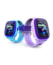 Детские телефон-часы с GPS трекером GOGPS ME K25 Синие GoGPSme K25BL, 4820200190327