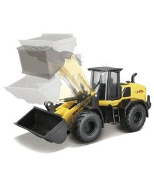 Автомодель серии Construction - ЭКСКАВАТОР NEW HOLLAND W170D Bburago 18-32083, 4893993320806