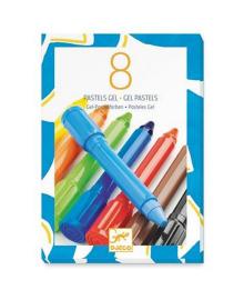 DJECO Гелевые карандаши - классические оттенки