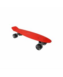 Скейтборд AWAII SK8 Vintage 22.5' красный, до 100кг SKAWVIN22-000R0