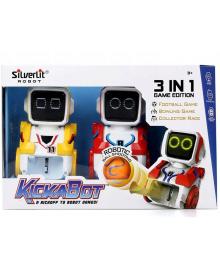 SILVERLIT Игровой набор Роботы-футболисты