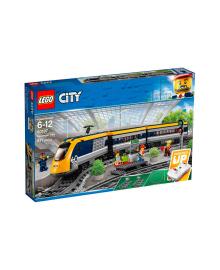 Конструктор Lego City Пассажирский Поезд (60197), 5702016109788