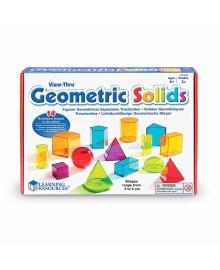 Обучающий набор LEARNING RESOURCES – 3D-ГЕОМЕТРИЯ LER4331, 6900006496545