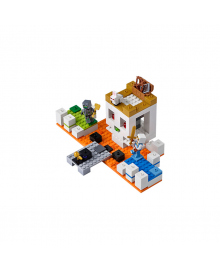 Конструктор LEGO MINECRAFT Арена-череп 21145, 5702016109634