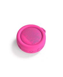 Влагозащищенная акуст. система XOOPAR – SPLASH POP (роз.,Bluetooth,SD-карта,USB-каб, карабин) XP81008.24A, 4897032086517