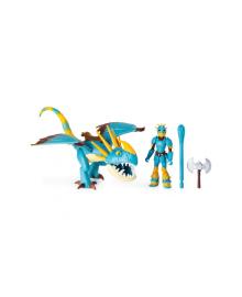 SPIN MASTER Dragons 3: Набор из дракона Громгильды и всадника Астрид
