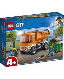Конструктор Lego City Мусоровоз (60220)