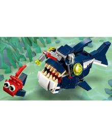 Конструктор Lego Creator  Подводные Обитатели (31088)