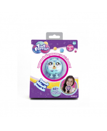Интерактивная игрушка Tiny Furries – ПУШИСТИК АННАБЕЛЬ (звук) 83690-AN, 6900006509511