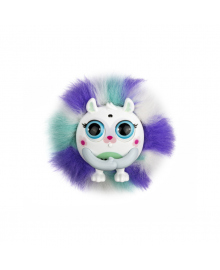 Интерактивная игрушка Tiny Furries – ПУШИСТИК СНЕЖА (звук) 83690-SN, 6900006509481