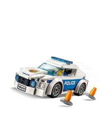 Конструктор Lego City Полицейское Патрульное Авто (60239)