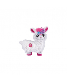 PETS & ROBO ALIVE Интерактивная мягкая игрушка PETS ALIVE - ЛАМА-ТАНЦОВЩИЦА