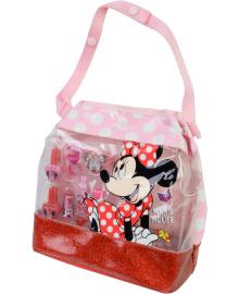 MARKWINS Minnie: Набор косметики Rock The Dots в сумке 9801910, 4038033980194