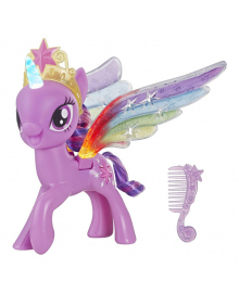 HASBRO MLP  ПОНІ ІСКОРКА с разноцветными крыльями