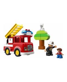 Конструктор Lego Duplo Пожарная Машина (10901)