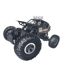 Автомобиль OFF-ROAD CRAWLER на р/у – SUPER SPEED (матовый коричн., аккум. 4.8V, метал. корпус, 1:18) Sulong Toys SL-112RHMB, 6900006517387