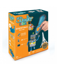 3DOODLER START 3D-ручка для детского творчества - КРЕАТИВ (48 стержней) 3DS-ESST-MULTI-R-17