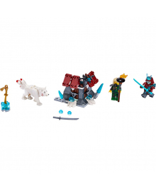 Конструктор LEGO NINJAGO путешествие Ллойда 70671, 5702016365481