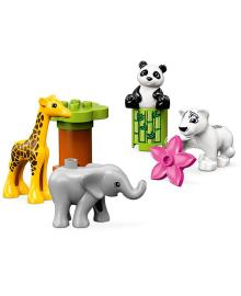 Конструктор LEGO DUPLO зверята 10904, 5702016367683
