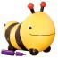 Баттатопрыгун Battat Пчела (BX1455Z)