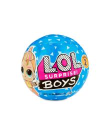 Игровой Набор L.O.L. Surprise! С Куклой S6 W2 - Мальчики (561699-W2)