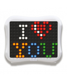 Мозаика серии-световые фишки (120 фишек) QUERCETTI 1805-Q, 8007905018057