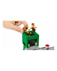 LEGO MINECRAFT Шахта Крипера 21155, 5702016370935