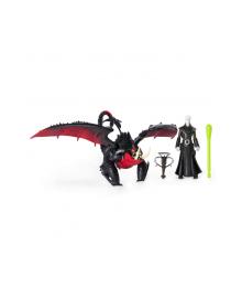 SPIN MASTER Dragons 3: Набор из дракона мертвой хватки и всадника Гриммеля