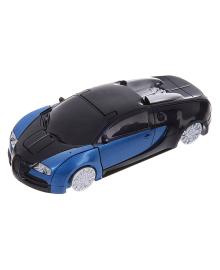 MZ Игрушка трансформер р / Bugatti, 1:24, аккум, поднимается на стену 23,5 * 18,5 * 7,5 см 2815P, 6953386306560
