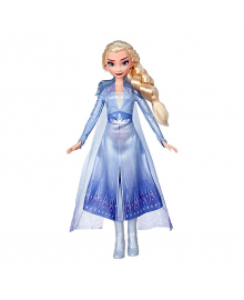 Кукла Frozen 2 Эльза 28 см (E5514/E6709)