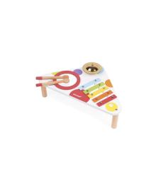 JANOD Музыкальный инструмент Стол с ксилофоном J07634, 3700217376345