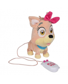 CCL Собачка «CCL и друзья. Модный щенок» на ДУ, 17 см., 3++