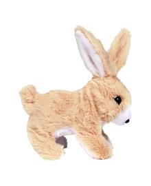 """CCL Мягкая игрушка """"Кролик"""", что ходит, пищит и движет ушами и носиком, 20 см., 3 +"""