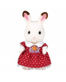 SYLVANIAN Фигурка 'Шоколадный Кролик-девочка' Sylvanian Families 5250, 5054131052501