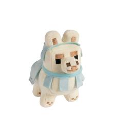 JINX Minecraft Плюшевая игрушка Happy Explorer Baby Llama Plush-N / A-White / Baby Blue