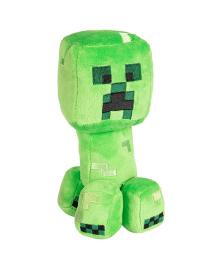 JINX Minecraft Плюшевая игрушка Happy Explorer Creeper Plush-N / A-Green