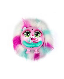 TINY FURRIES Интерактивная игрушка S2 - ПУХНАСТИК ЛОЛЛИ 83690-3, 6900006523753