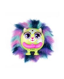 TINY FURRIES Интерактивная игрушка S2 - ПУХНАСТИК ЦИНИЯ 83690-7, 6900006523791