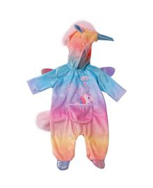 ZAPF Одежда для куклы BABY BORN - Радужный ЕДИНОРОГ