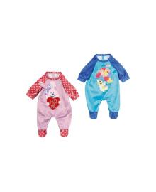 ZAPF Одежда для куклы BABY BORN - КОМБИНЕЗОН (2 в асс.)