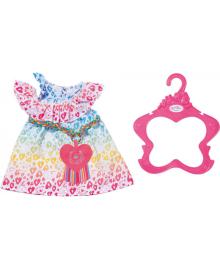 ZAPF Одежда для куклы BABY BORN - ПЛАТЬЕ ДЛЯ ТАНЦЕВ 829219, 4001167829219