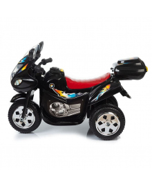 BABYHIT Детский электромотоцикл Little Racer - Black 71 628