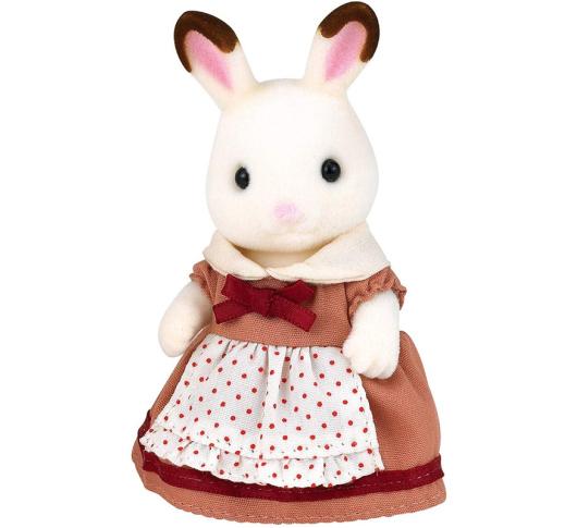 SYLVANIAN Фигурка 'Шоколадный Кролик-мама'