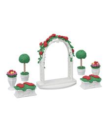 SYLVANIAN Набор аксессуаров 'Цветочный сад' Sylvanian Families 5361, 5054131053614