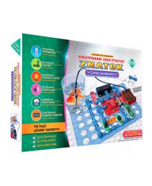 ЗНАТОК Конструктор - «Супер-измеритель» (17 проектов)