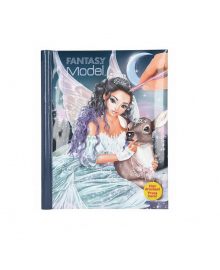 Fantasy Альбом для дизайна, Ледяная Принцеcса TOPMODEL 410727, 4010070420307