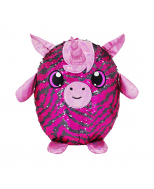 SHIMMEEZ Мягкая игрушка с пайетками S3 - ЕДИНОРОГ КАЙЛИ (36 cm)