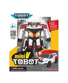 TOBOT Игрушка-трансформер S4 мини ТОБОТ V 301060, 8801198010602